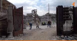 هيئة اللاجئين تؤكد: عودة الأهالي إلى مخيم اليرموك باتت قريبة