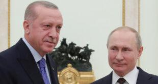 أردوغان رسم خطا أحمر أمام بوتين