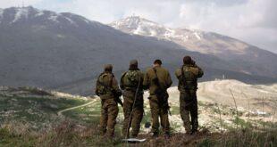 إسرائيل تكشف عن عمليات هجومية استهدفت الجيش السوري في الجولان