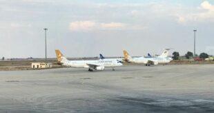 مطار دمشق الدولي يستأنف نشاطه بعد 6 أشهر من التوقف