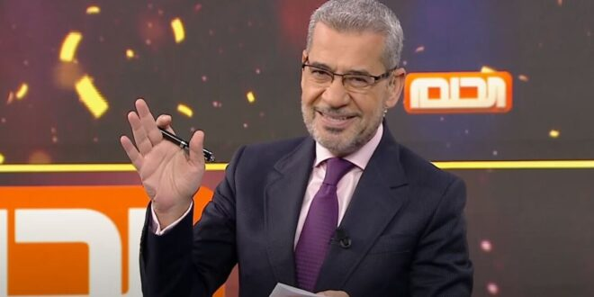 سوري يفوز بـ 250 ألف دولار في مسابقة الحلم!