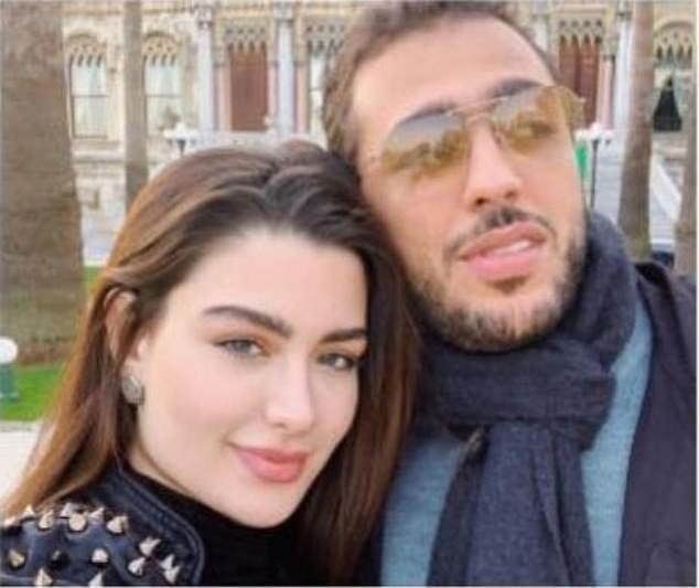 يتابعها 5 ملايين على إنستغرام.. عارضة أزياء عربية مهددة بالاعتقال بسبب زوجها المليونير