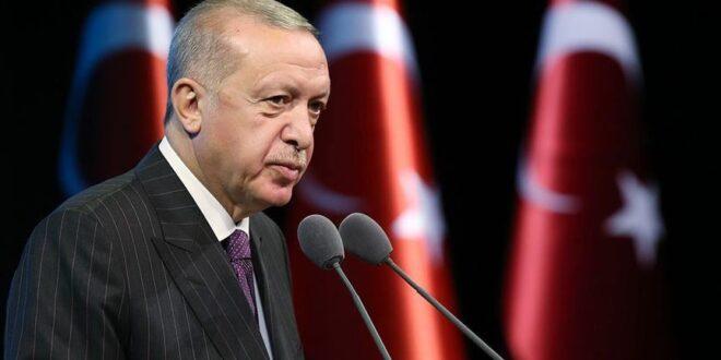 أردوغان: لن نبقى في سوريا للأبد
