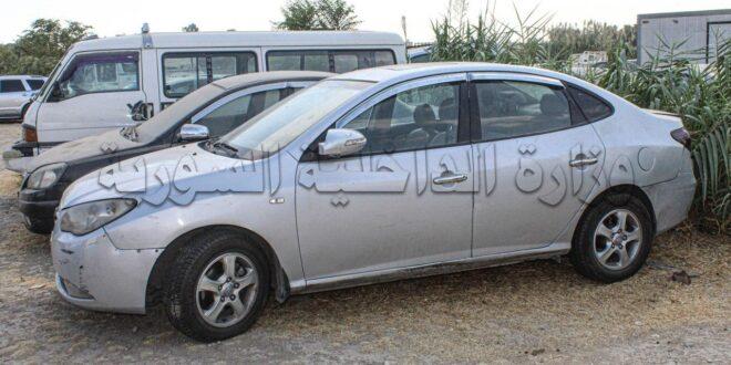 تسبب بوفاة شخص ولاذ بالفرار ... مرور دمشق يتمكن من العثور على السيارة الصادمة وحجزها