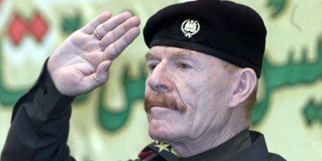 وفاة عزت الدوري... الذراع الأيمن لصدام حسين