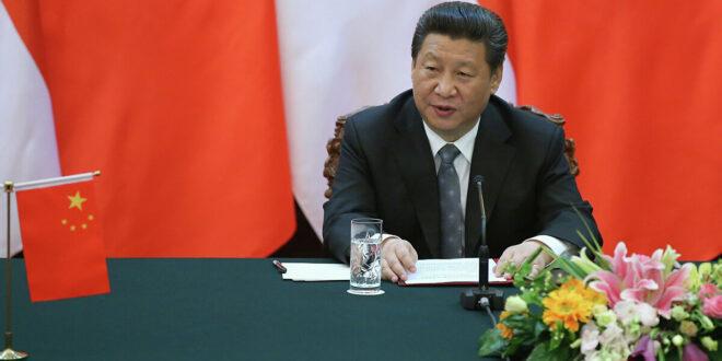 """الرئيس الصيني يدعو مشاة البحرية """"للاستعداد للحرب"""""""