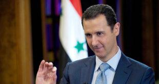 تخريج دفعة ضباط سوريين جدد برعاية الرئيس الأسد.. شاهد!