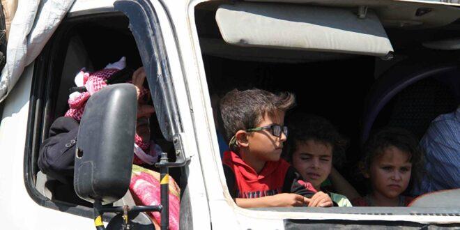 عودة أكثر من 500 لاجئ إلى سوريا من أراضي لبنان خلال الساعات الـ24 الأخيرة