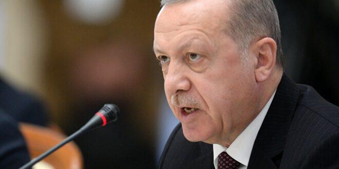 أردوغان يهدد باجتياح مناطق قسد في سوريا
