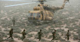 الحرس الثوري ينشر قواته على حدود أرمينيا وأذربيجان