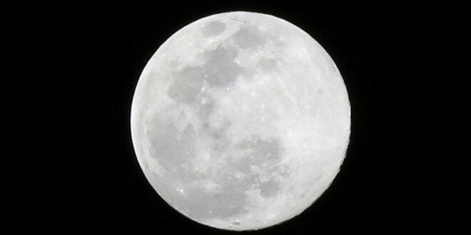 """ناسا تعلن عن """"اكتشافات مثيرة"""" بشأن القمر الاثنين المقبل"""