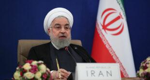 روحاني: من غير مقبول إرسال إرهابيين من سوريا إلى أذربيجان بالقرب من حدودنا