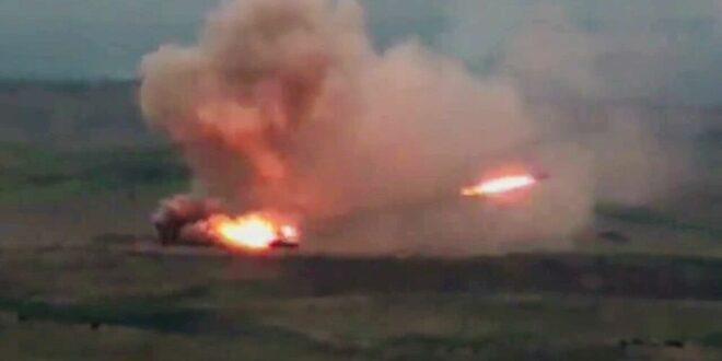 الجيش الأذربيجاني يقصف إيران بالخطأ والأخيرة تجهز 20 مدفعا