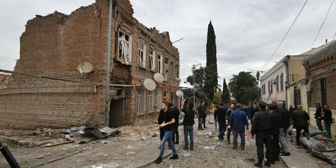أسر مقاتل سوري كان يقاتل إلى جانب أذربيجان في أرمينيا.. شاهد!