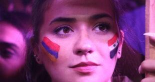 """أرمن سوريا ينددون بإرسال تركيا """"مرتزقة سوريين إلى أذربيجان""""... فيديو وصور"""