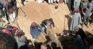 اكتشاف مقبرة جماعية لأبناء القبائل العربية شرقي سوريا