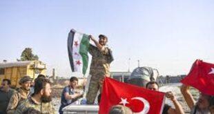 احتراق حافلة تُقل مسلحين سوريين في أذربيجان