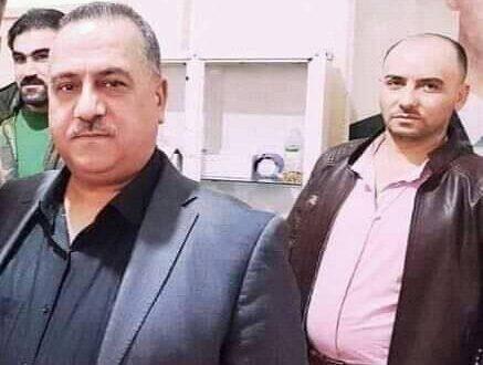 وفاة رئيس فرع الأمن السياسي في الحسكة بحادث سير