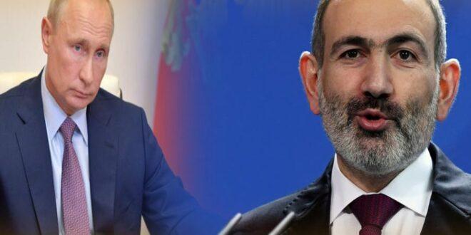 لماذا لم يتدخل بوتين لصالح أرمينا في الحرب مع أذربيجان؟