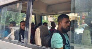 الأمن السوري يقبض على 16 آسيويا يستعدون لاجتياز الحدود السورية التركية