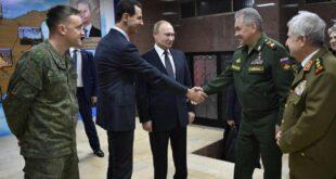 الرئيس الأسد يكشف أهمية التواجد العسكري الروسي في سوريا