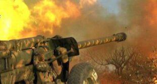 اشتباكات عنيفة بين الجيش السوري ومسلحين موالين لتركيا بريف حلب