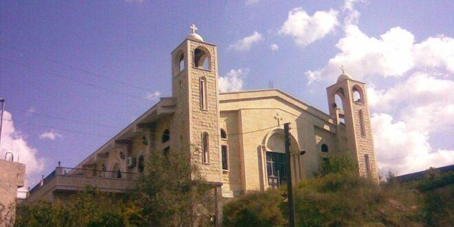 سوريا: سرق كنيسة وباعها على الانترنت!!