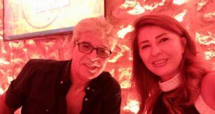 عباس النوري لزوجته عنود الخالد: وأخيرًا عزمتني مرتي على حسابها (صور)
