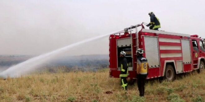 قائد فوج إطفاء اللاذقية : الوضع جيد حالياً.. وإخماد أكثر من 100 حريق