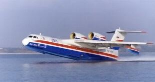 """أين طائرة """"بي 200"""" الروسية التي لا مثيل لها في العالم من حرائق الساحل السوري؟"""