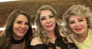 تغير ملحوظ في ملامح سلمى المصري في آخر ظهور لها مع سحر فوزي