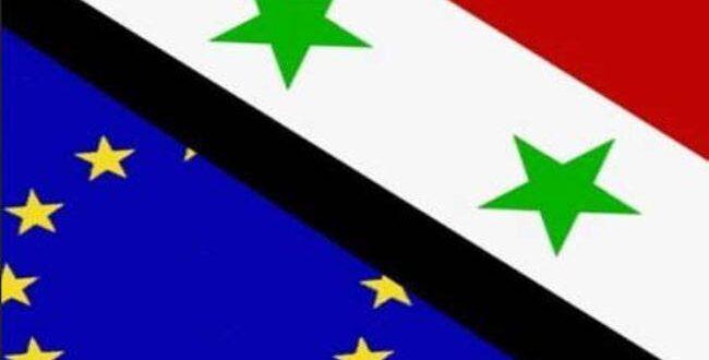 بالأسماء: الاتحاد الأوروبي يفرض عقوبات على 7 وزراء سوريين