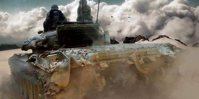 الجيش السوري يبدأ في بادية السويداء