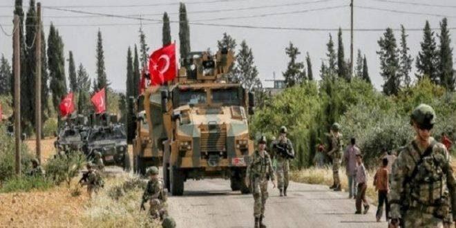 القوات التركية تستعد للانسحاب من مورك ونقاط أخرى محاصرة