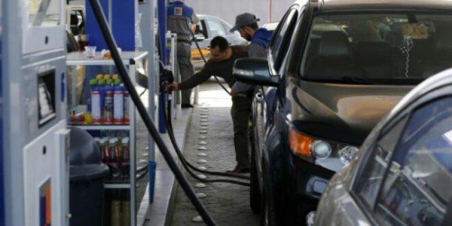 محروقات دمشق: تعبئة بنزين أوكتان 95 فقط للسيارات السياحية
