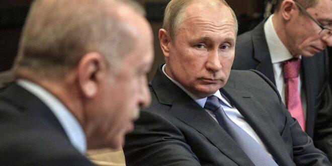 حرب أردوغان - بوتين الخفية.. من المنتصر؟