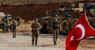 """القوات التركية تبدأ تفكيك النقطة """"التاسعة"""" شمال حماة"""