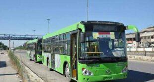 رفع أجور النقل الداخلي 100 بالمئة في حمص