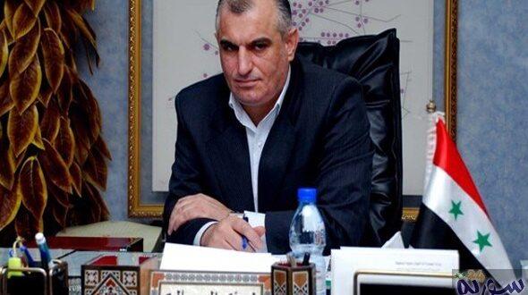 وفاة مدير تموين ريف دمشق لؤي السالم بفيروس كورونا