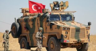 الجيش التركي يمتنع عن دفع بدل إيجار أرض نقطة مورك بريف حماة