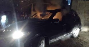 نجاة رئيس لجنة المصالحة في قدسيا من الانفجار في ريف دمشق