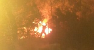 إخماد 15 حريقاً جديداً في اللاذقية