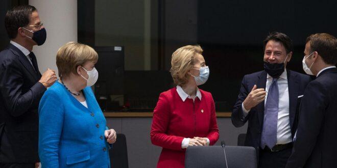 ألمانيا وإيطاليا: تصريحات أردوغان ضد ماكرون تشهيرية وغير مقبولة
