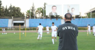 الإعلان عن قائمة «نسور قاسيون» لمعسكر دمشق.. وغياب عدد من المحترفين