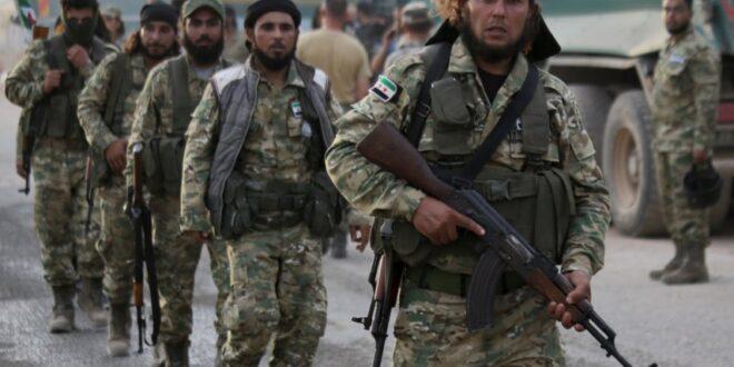 كم يبلغ عدد المسلحين السوريين الذين يشاركون في المعارك بأذربيجان؟