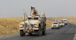 تحركات مكثفة للقوات الأمريكية بمناطق شرق الفرات