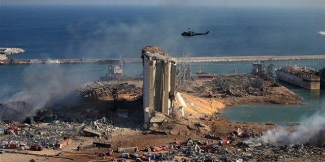 """هذا ما كشفه مكتب التحقيقات الأمريكي """"اف بي أي"""" بشأن سبب انفجار مرفأ بيروت"""