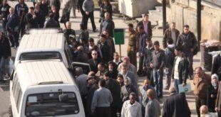 مشاهد صادمة في شوارع دمشق: سباقات ماراثونية للحصول على مقعد في سرفيس!