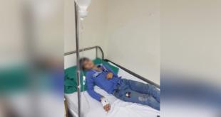 معلمة تضرب طالب وتصيبه برضوض في الرأس بريف جبلة
