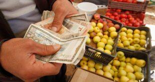 صحيفة: 22 ألف ل.س تكاليف معيشة أسرة من 5 أشخاص بدمشق يومياً